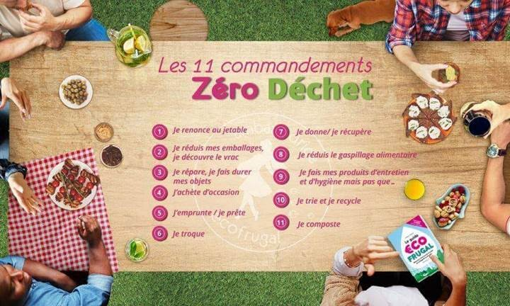 mon atelier eco frugal 11 commandements zd